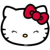 Hello Kitty -kupinalusta - P 43 x L 38 cm