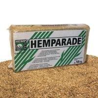 Hemparade-hamppukuivike - 150 l (noin 14 kg)