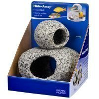 Hide-Away-koristekivi - 2-osainen