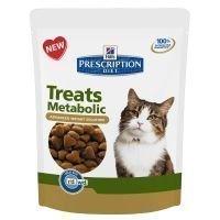 Hill´s Prescription Diet Feline Metabolic Snack - säästöpakkaus: 3 x 70 g