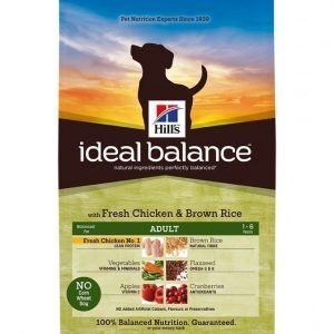 Hill's Ideal Balance Canine Adult Chicken 12 Kg
