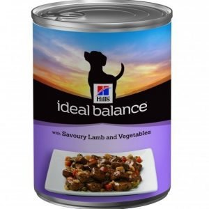 Hill's Ideal Balance Canine Adult Lamb 12x363g