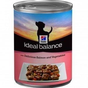 Hill's Ideal Balance Canine Adult Salmon 12x363g