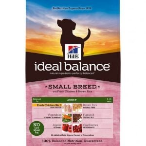 Hill's Ideal Balance Canine Adult Small Chicken 2 Kg