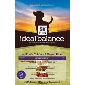 Hill's Ideal Balance Canine Mature Adult Chicken 12 Kg