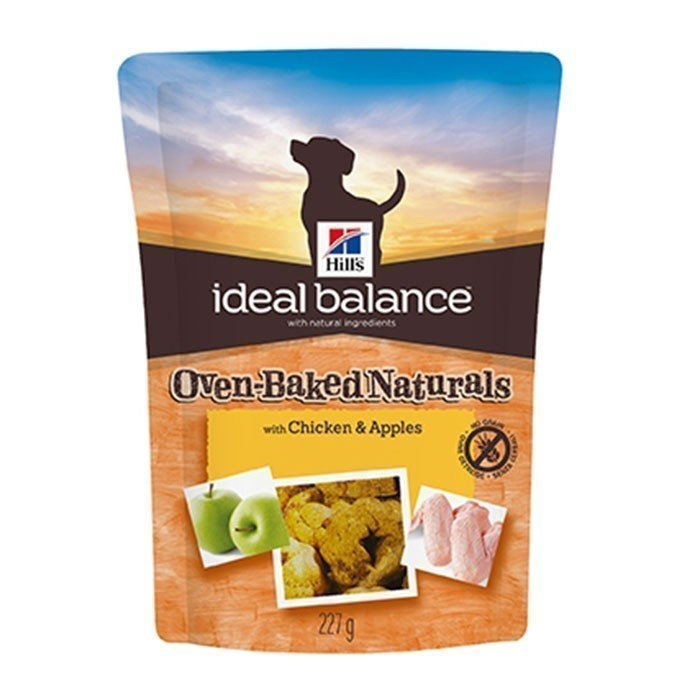 Hill's Ideal Balance Canine Treats Chicken & Apples 227g