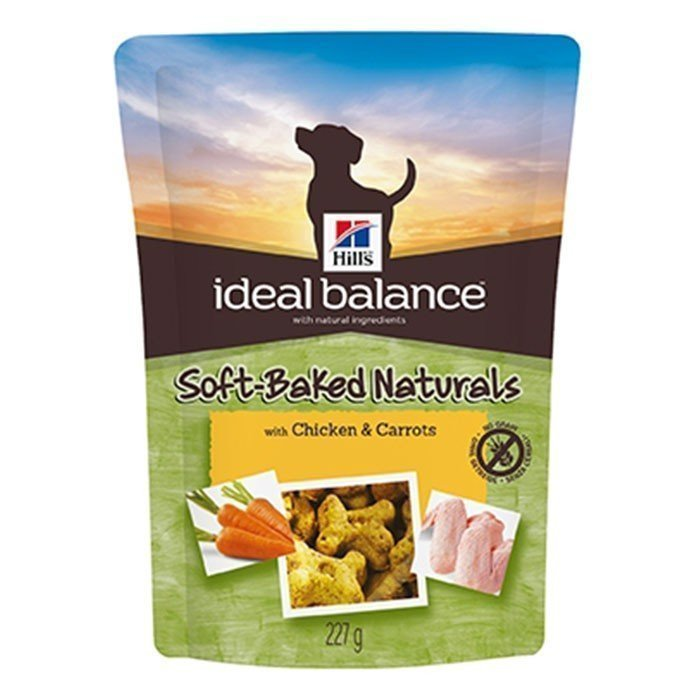 Hill's Ideal Balance Dog Treats Chicken & Carrots 227 G
