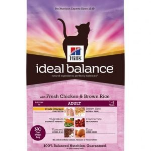 Hill's Ideal Balance Feline Adult Chicken 4 Kg