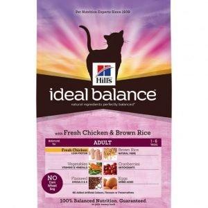 Hill's Ideal Balance Feline Adult Chicken 4 Kg