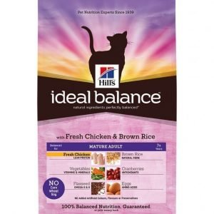 Hill's Ideal Balance Feline Mature Adult Chicken 2 Kg