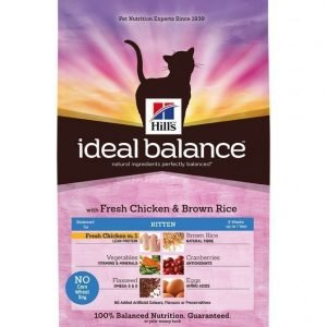 Hill's Ideal Balance Kitten Chicken 2 Kg