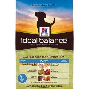 Hill's Ideal Balance Puppy Chicken 12 Kg