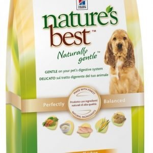 Hill's Nature's Best Canine Puppy Mini / Medium 12kg