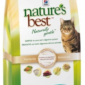 Hill's Nature's Best Feline Adult Tuna 2kg