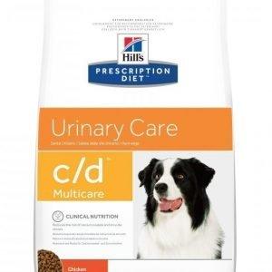 Hill's Prescription Diet Canine C / D 12kg