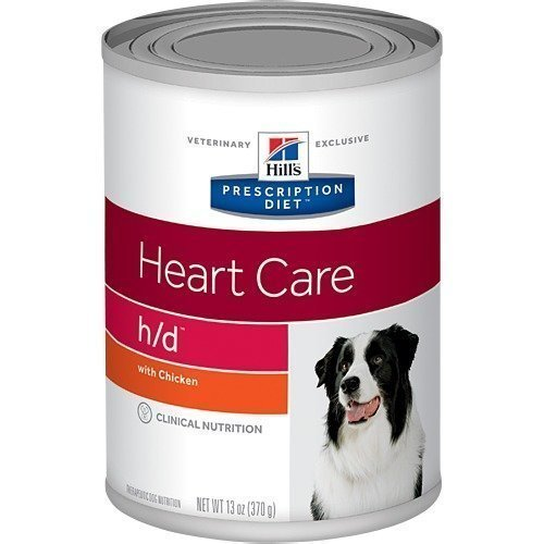 Hill's Prescription Diet Canine H / D Burkmat 12x370 G