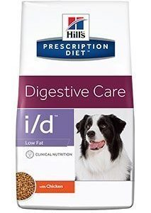 Hill's Prescription Diet Canine I / D Low Fat 6 Kg