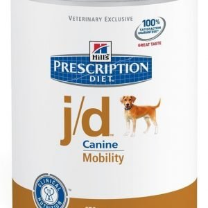 Hill's Prescription Diet Canine J / D Burkmat 12x370g