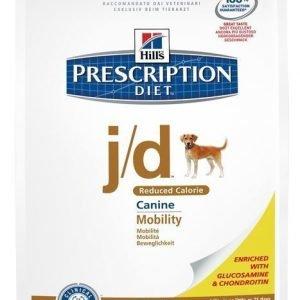 Hill's Prescription Diet Canine J / D Reduced Calorie 4kg