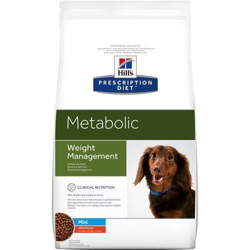 Hill's Prescription Diet Canine Metabolic Mini 1