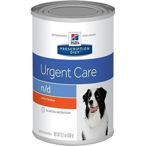 Hill's Prescription Diet Canine N / D Burkmat 12x360 G
