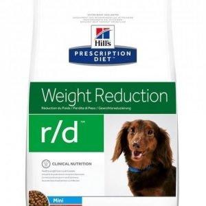 Hill's Prescription Diet Canine R / D Mini 1