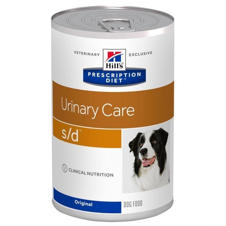 Hill's Prescription Diet Canine S / D Burkmat 12x370g