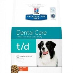 Hill's Prescription Diet Canine T / D 10kg