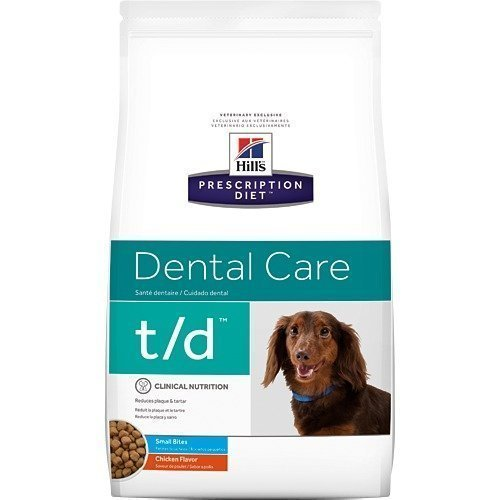 Hill's Prescription Diet Canine T / D 3kg