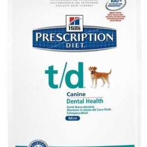 Hill's Prescription Diet Canine T / D Mini 3kg