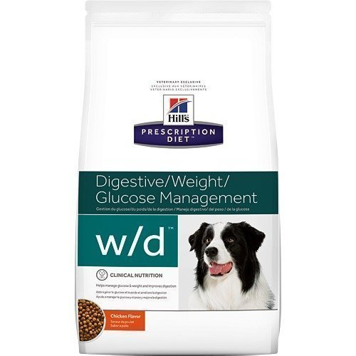 Hill's Prescription Diet Canine W / D 4kg