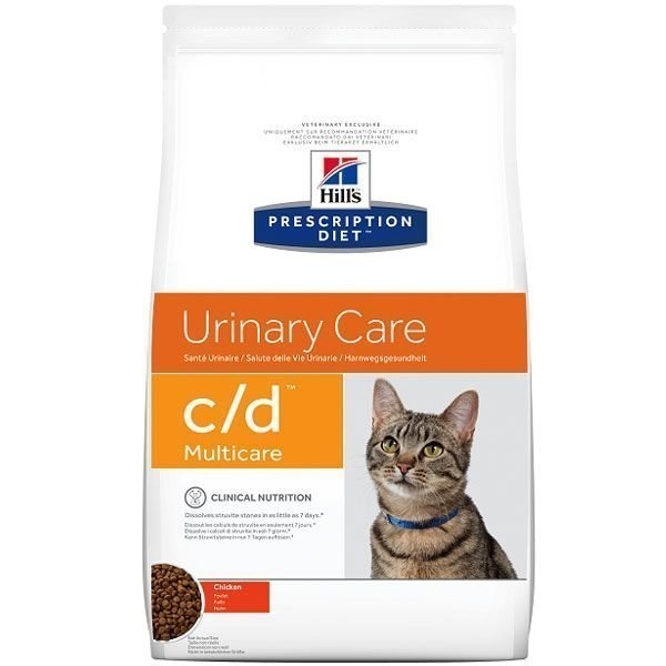 Hill's Prescription Diet Feline C / D 10kg