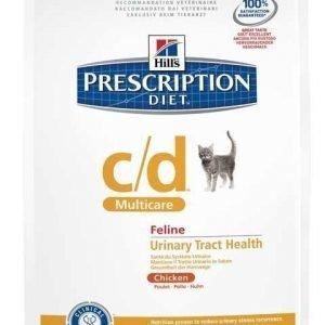 Hill's Prescription Diet Feline C / D 1