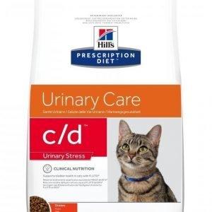 Hill's Prescription Diet Feline C / D Ocean Fish 5kg