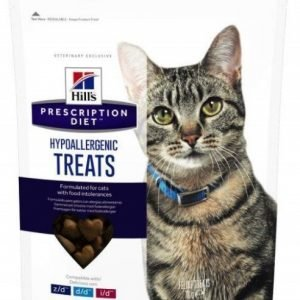 Hill's Prescription Diet Feline Hypoallergenic Treats 70g