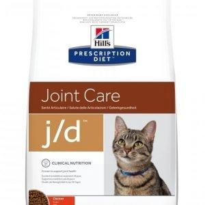 Hill's Prescription Diet Feline J / D 2kg