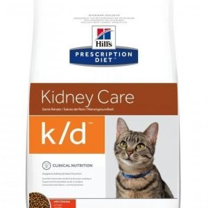 Hill's Prescription Diet Feline K / D 5kg