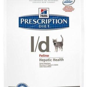 Hill's Prescription Diet Feline L / D 1