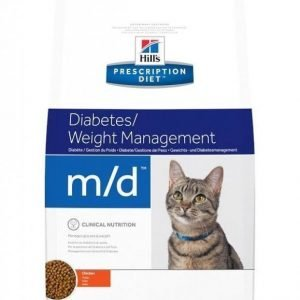 Hill's Prescription Diet Feline M / D 1