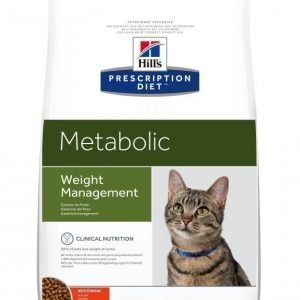Hill's Prescription Diet Feline Metabolic 4 Kg