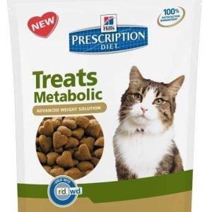 Hill's Prescription Diet Feline Metabolic Treats 70 G