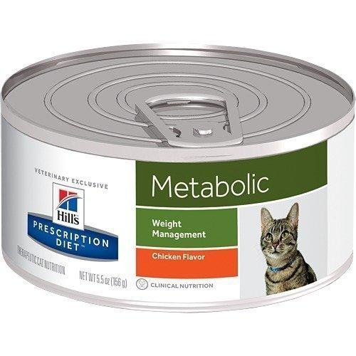 Hill's Prescription Diet Feline Metabolic Wet 24x156 G