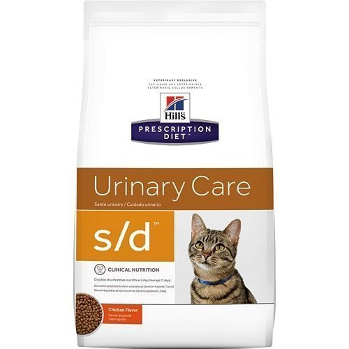 Hill's Prescription Diet Feline S / D 1