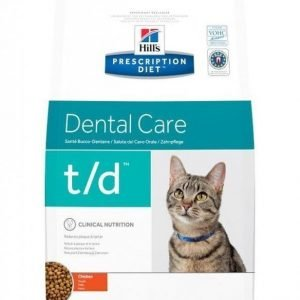 Hill's Prescription Diet Feline T / D 1