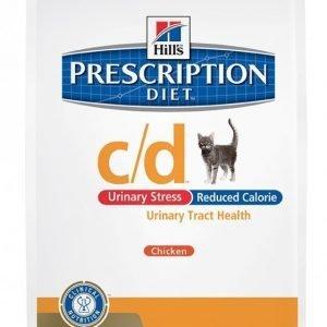 Hill's Prescription Diet Feline Urinary Stress Reduced Calorie 4 Kg