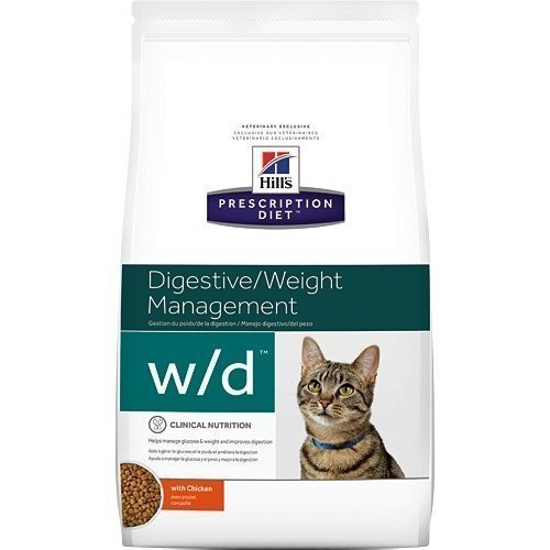 Hill's Prescription Diet Feline W / D 1