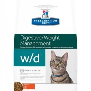 Hill's Prescription Diet Feline W / D 5kg