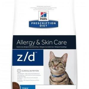 Hill's Prescription Diet Feline Z / D Low Allergen 2 Kg