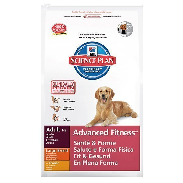 Hill's Science Plan Adult Large Breed Chicken 14
