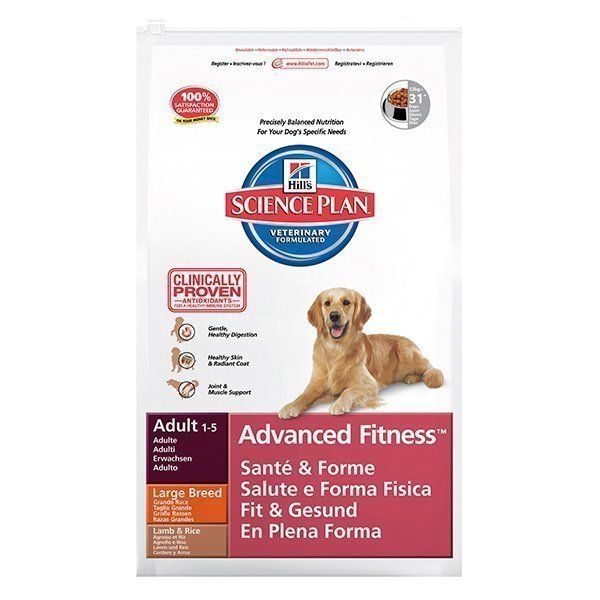 Hill's Science Plan Adult Large Breed Lamb & Rice 12 Kg